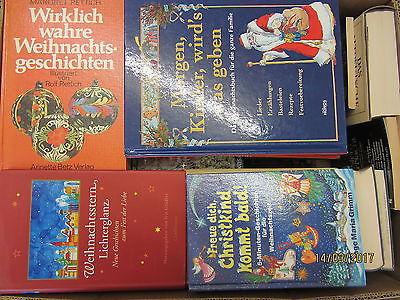 61 Bücher Weihnachten Christfest Advent Weihnachtsgeschichten