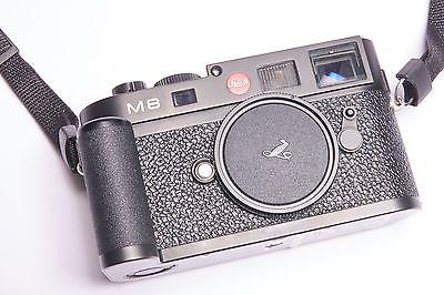 Leica M M8 10.3MP Digitalkamera - Schwarz