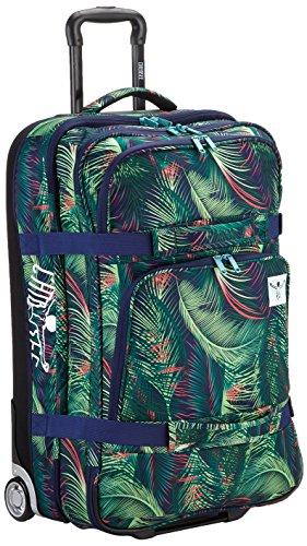 Chiemsee Unisex-Erwachsene Premium Travelbag Umhängetasche, Mehrfarbig (Palmsprings), 32x43x71 cm