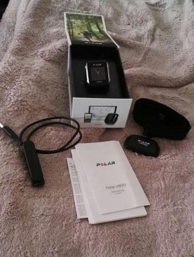 POLAR V800 - Super Fitness- und Sport-Uhr mit GPS