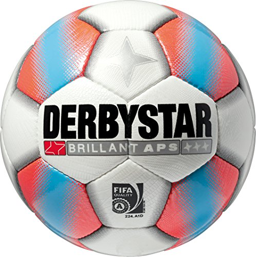 Derbystar Brillant APS Orange, 5, weiß orange, 1228500176