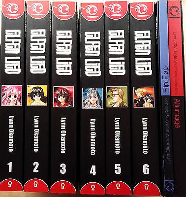 Elfenlied Mangasammlung Paket Manga Komplett + Extra