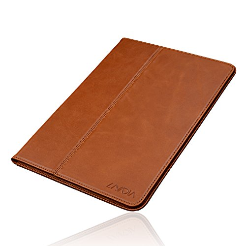 LAVADIA iPad Air 2 Ledertasche Hülle Case