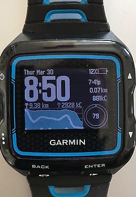 Garmin FORERUNNER 920 XT,GPS-Uhr,sehr guter Zustand,schwarz,