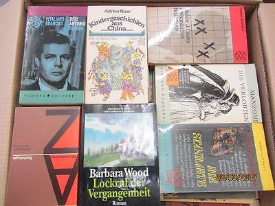 116 Bücher Taschenbücher Fischer Verlag