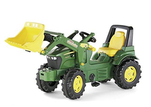 Rolly toys rollyFarmtrac 710027 Spielzeug Traktor John Deere 7930 mit Kipper