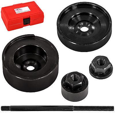 Presswerkzeug Hinterachslager Hinterachse Werkzeug Set Einpresswerkzeug VW Audi