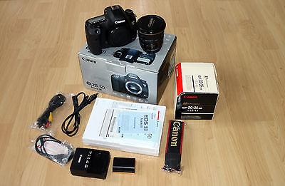 Canon EOS 5D Mark III mit EF 20-35mm f/3.5-4.5 Ultrasonic