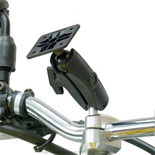 BuyBits Original Verlängert M8 Motorrad Halterung für Garmin Zumo 220 220LM (sku 20445)
