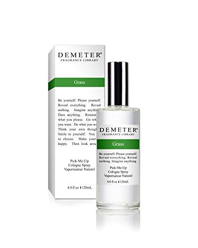 Demeter Grass Cologne Spray - 120ml/4oz