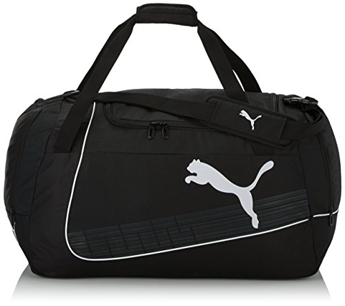 PUMA Sporttasche evoPOWER Large Bag, black/white, 73 x 30 x 0.5 cm, 75 liter, 073874 01