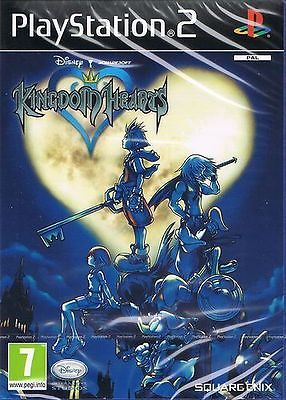 Kingdom Hearts For PAL PS2 (New & Sealed)