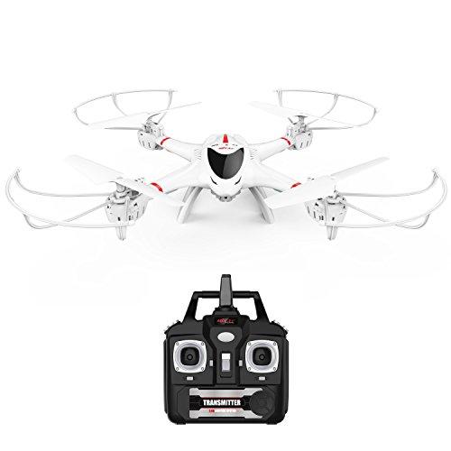 MJX X400C WLAN FPV Drohne mit Kamera Kopflos Modus 3D Auto Flip Quadrocopter RC Drone für Anfänger zu üben