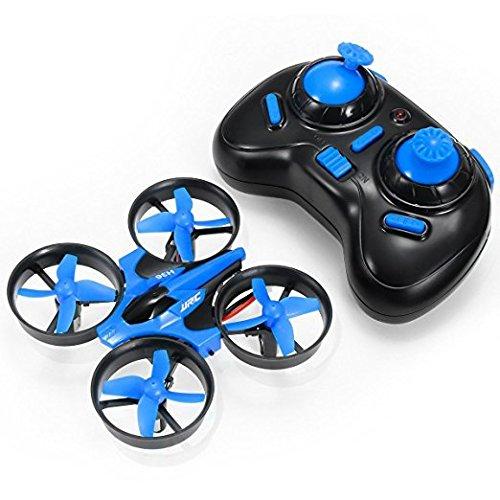 ONCHOICE H36 Mini UFO Quadrocopter Drohne Nano RC Quadcopter Drone Spielzeug Blau