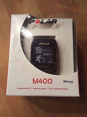 Polar M400 Sportuhr, GPS Laufuhr