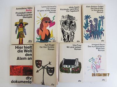 111 Bücher Taschenbücher weiße dtv Taschenbücher dtv Verlag