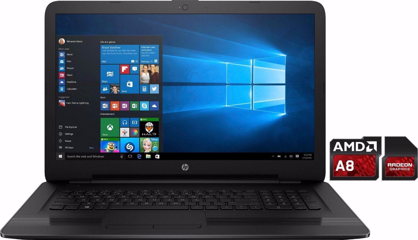 HP Gamer Notebook ~ 17.3