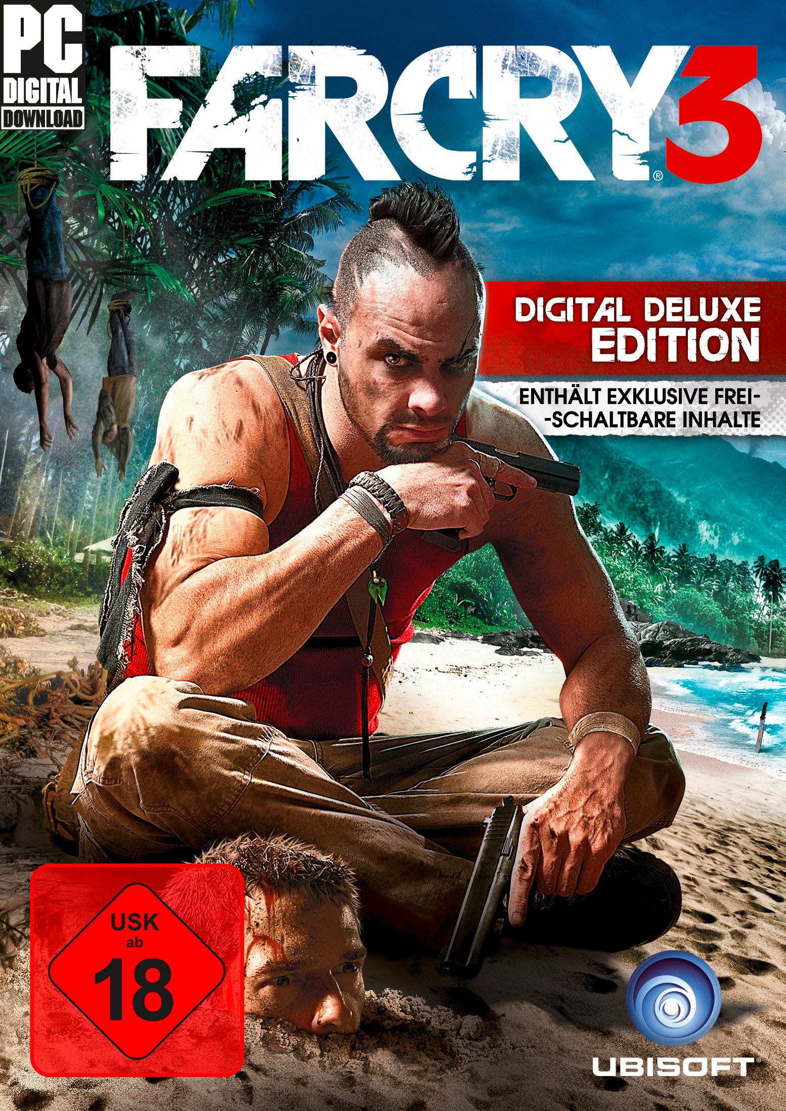 Far Cry 3 - Deluxe Edition [PC Code - Uplay]