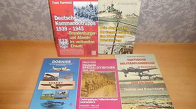 Bücher Militärgeschichte Paket