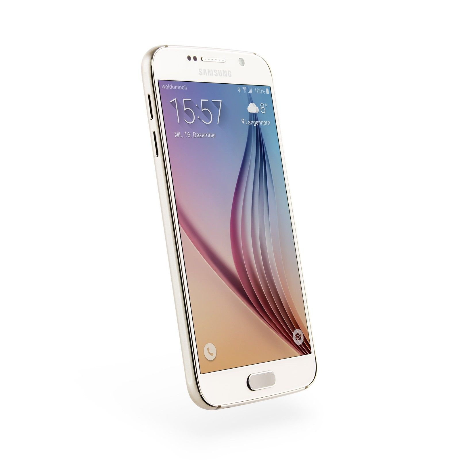 Samsung Galaxy S6 SM-G920F 32GB Gold Ohne Simlock Gold Platinum Wie Neu