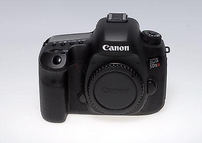 Canon EOS 5DS R 50,6 MP Digitalkamera - Schwarz - Gehäuse - gebraucht