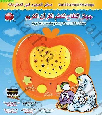 ISLAM-ABAYA-NIQAB-QURAN -KORAN-Hijab -Apfelform quran lernende Gerät für Kinder
