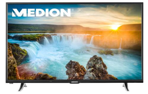 MEDION LIFE X18061 Smart LED-Backlight TV 125cm/50