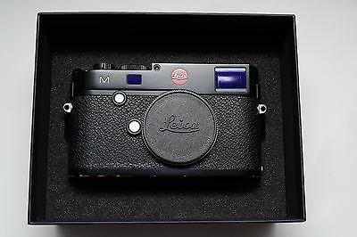 Leica M (Typ 240) Body in Schwarz - in Box