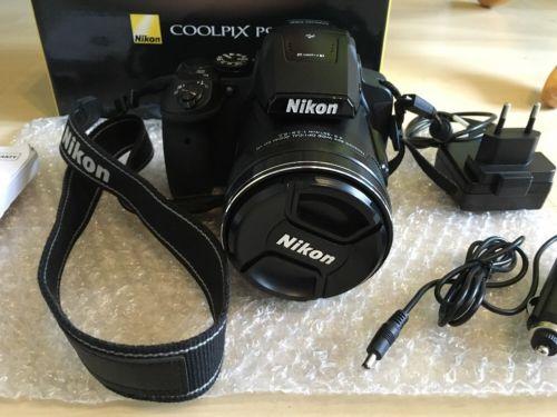 NIKON COOLPIX P900 Wie Neu Like New