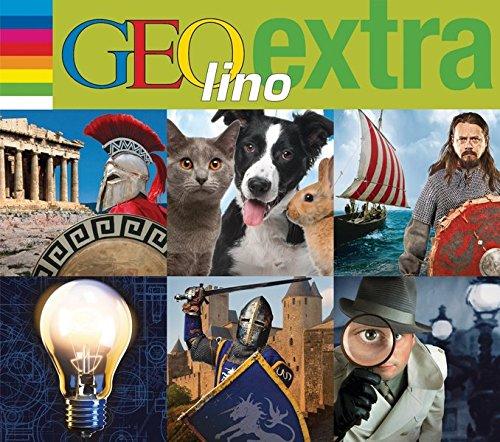 GEOlino Editions-Box V: GEOlino extra Hör-Bibliothek