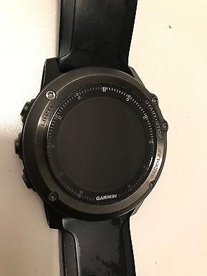 Garmin fenix 3 HR-Saphir GPS-Multisportuhr mit Pulsmessung am Handgelenk
