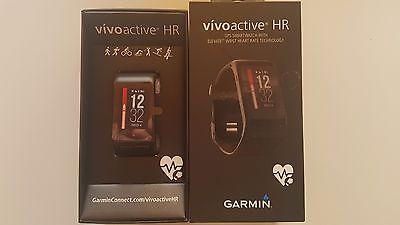 vivoactive HR Garmin - GPS Smartwatch - for Running, Swimming & more..