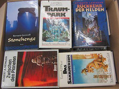 41 Bücher Romane Sience Fiction Romane Fantasy Romane