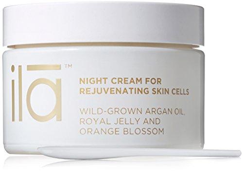 ila Night Cream for Rejuvenating Skin Cells, Nachtcreme, 50 g