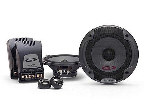 Alpine Auto Lautsprecher 300 Watt Nachrüstung für Ihren VW T4 90-03 Einbauort vorne : -- / hinten :Heckbereich Nur passend bei Modell mit 13cm Lautsprecher mit Schraubefestigung