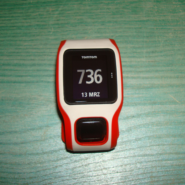 TomTom Multi-Sport Cardio GPS Trainingsuhr -Pulsmessung ohne Brustgurt- Apple Wa