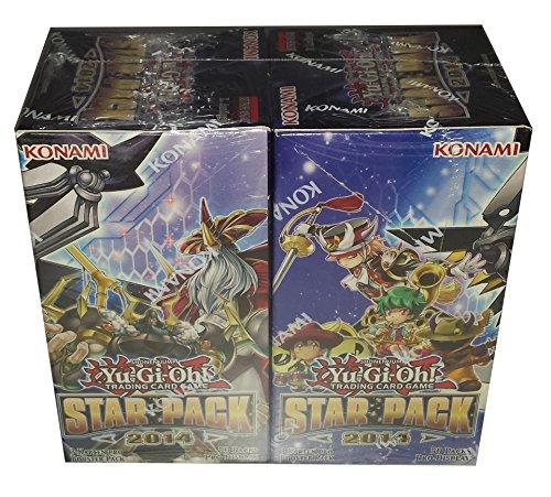Yu-Gi-Oh! Star Pack 2014 Display, 50 Booster (2x50)
