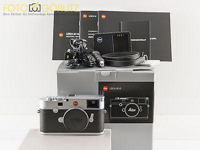 Leica M10 Chrom Typ 20001 inkl. 19% MwSt Sofort lieferbar