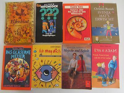 108 Bücher Jugendromane Jugendbücher junge Leser Top Titel