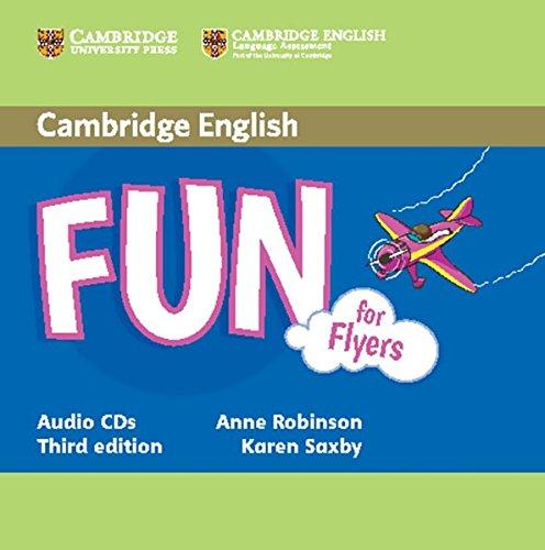Fun for Flyers: Class audio CD