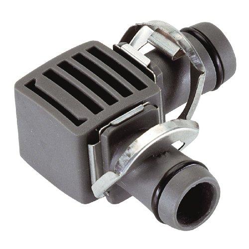 Gardena 8382-20 Micro-Drip-System L-Stück, 13 mm (1/2