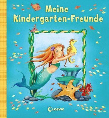MEERMÄDCHEN  Mein Kindergarten-Freundebuch ****NEU****