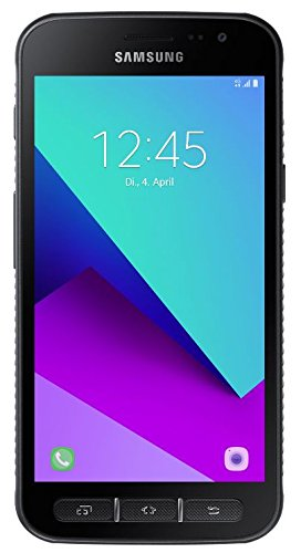 Samsung Galaxy Xcover 4 Smartphone (12,67 cm (4,99 Zoll) Touch-Display, 16 GB Speicher, Android OS) schwarz