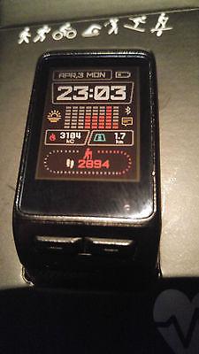 Garmin Vivoactive HR - ActivityTracker/Sportuhr/Smartwatch - GPS - schwarz
