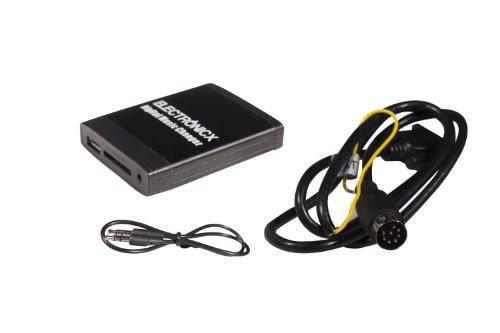 USB MP3 AUX SD CD Bluetooth Freisprechanlage/Freisprecheinrichtung Adapter Wechsler VOL HU