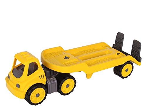 Big 800055806 Power-Worker Mini Transporter, gelb