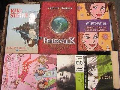56 Bücher Jugendromane Jugendbücher junge Leser Top Titel