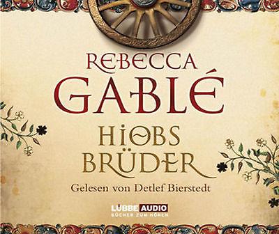 Rebecca Gablé   HIOBS BRÜDER   Historischer Roman (Hörbuch)