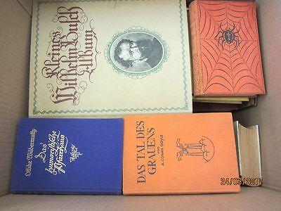 56 Bücher antiquarische Bücher Paket 1