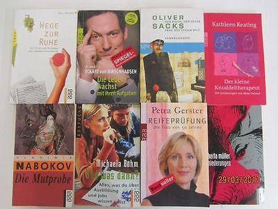 117 Bücher Taschenbücher rororo Verlag